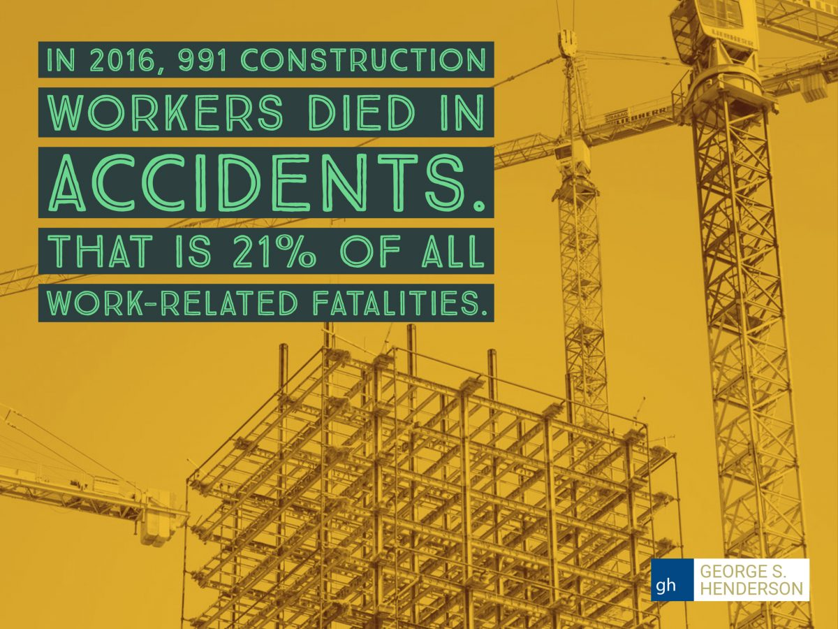 SLIDESHOW: Statistics on Injuries and Fatalities in Construction and Manufacturing