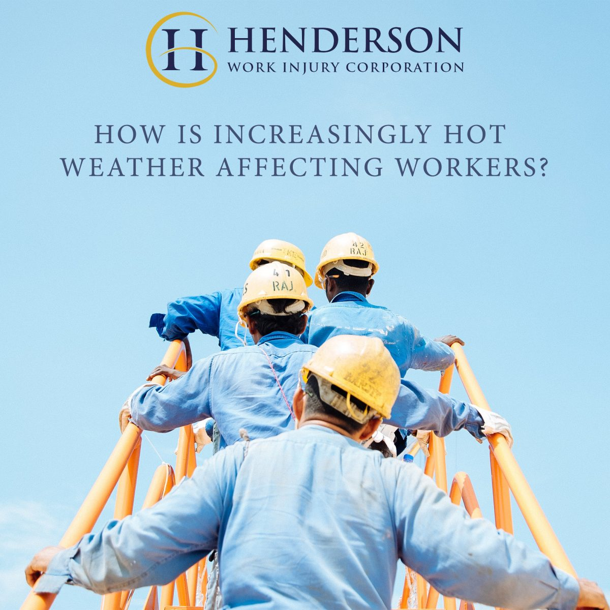 How is Increasingly Hot Weather Affecting Workers?